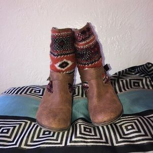 Candies Boots Women's Size 7.5